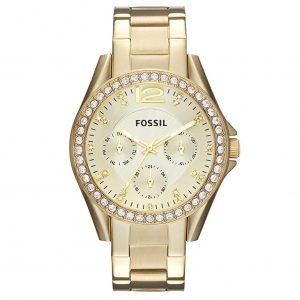 Fossil ES3203 Riley Gold