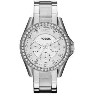 Fossil ES3202 Riley Silver