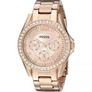 Fossil ES2811 Riley Rose Gold