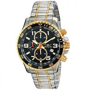 Invicta 14876 Specialty Chronograph 18K Gold