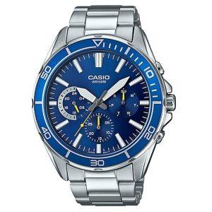 Casio Edifice MTD320-2A Blue