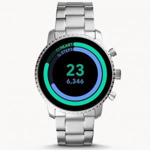 Fossil Q Explorist Gen 4 HR FTW4011 Smartwatch