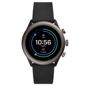 Fossil Q Sport Gen 5 FTW4019 Smartwatch Black