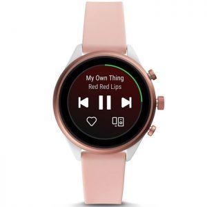 Fossil Q Sport Gen 5 FTW6022 Smartwatch Pink