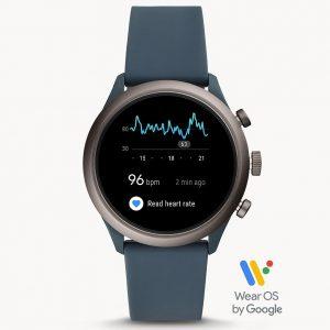Fossil Q Sport Gen 5 FTW4021 Smartwatch Blue