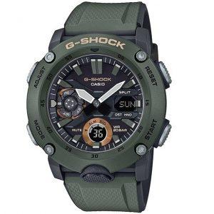 Casio G-SHOCK GA-2000-3A Carbon Core