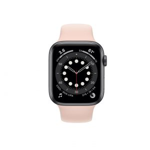 Apple Watch Series 6 Pink