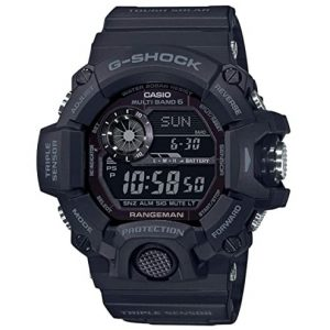 Casio G-SHOCK  GW 9400-1B Blackout Rangeman