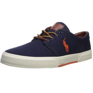 Polo Ralph Lauren Faxon Low Navy Blue