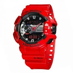 Casio G-Shock GBA-400-4AJ GMIX Red