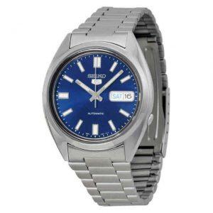Seiko 5 SNXS77 Automatic 21 Jewels Blue